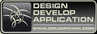 Drucifixion Logo