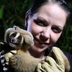 Anna and Javan slow loris