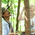 Marlies Measuring habitat