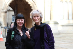 Anna Nekaris & Virginia McKenna
