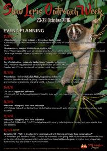 planning S.L.O.W. 2016