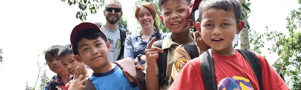 Volunteering for Conservation Education